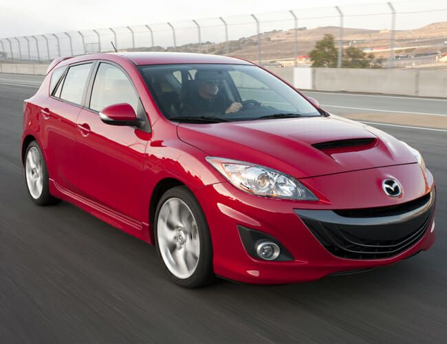 Mazda Doesn't Plan to Bring Back the Mazdaspeed 3, Even Though They Could