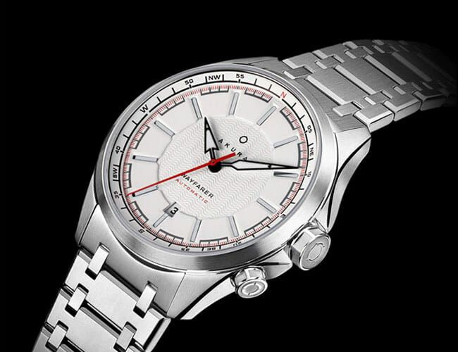 This New, Affordable Automatic Watch Has a Unique Feature