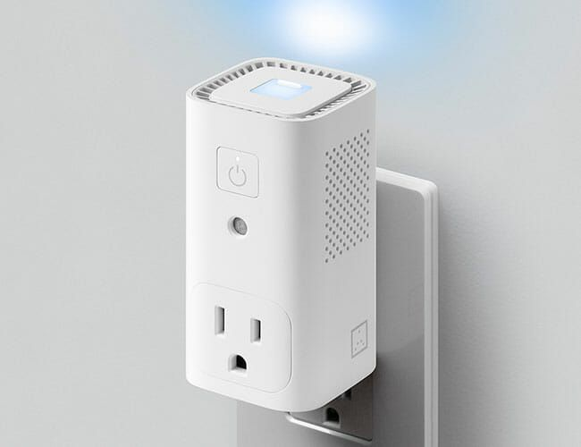 This Is Way Cooler Than Your Average Smart Plug