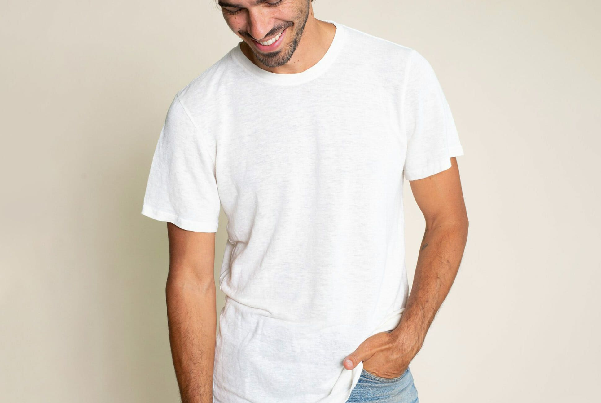 Miraculous The 10 Best Basic T Shirts For Men Gear Patrol Caraccident5 Cool Chair Designs And Ideas Caraccident5Info