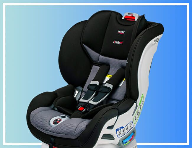 The Best Car Seat On Sale Is Only $196, But Not for Long