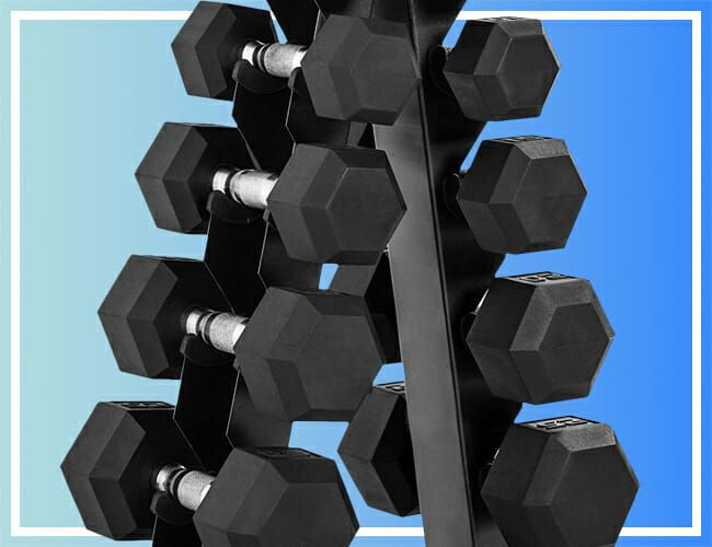 These 5 Perfect Pairs of Weights Will Be the Last Dumbbells You Buy