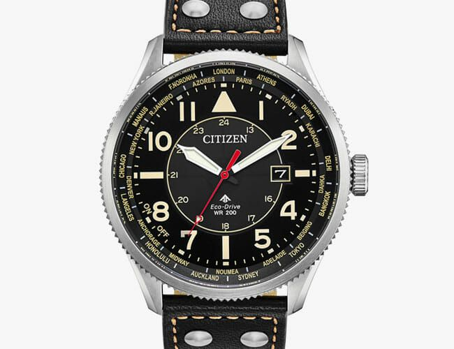 This Affordable, Military-Inspired Watch Is Packed With Useful Features
