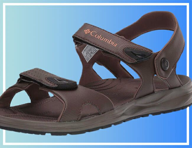 These Lightweight Breathable Sandals Are a Steal