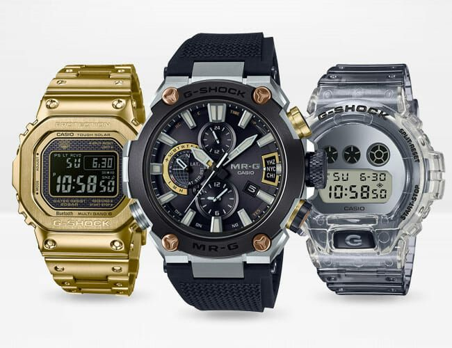 The Complete Buying Guide to Casio G-Shock Watches