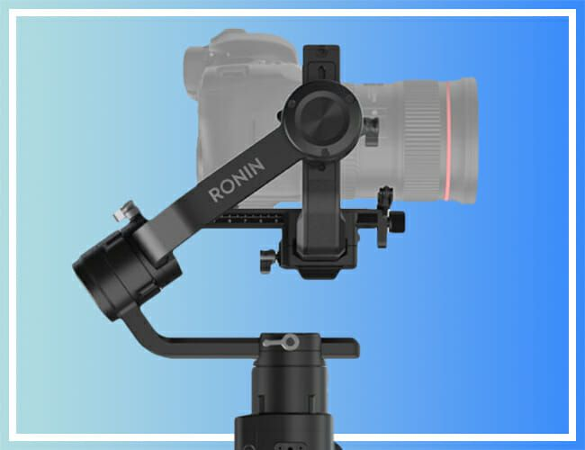 One of the Best DSLR Gimbals Is on Sale Right Now