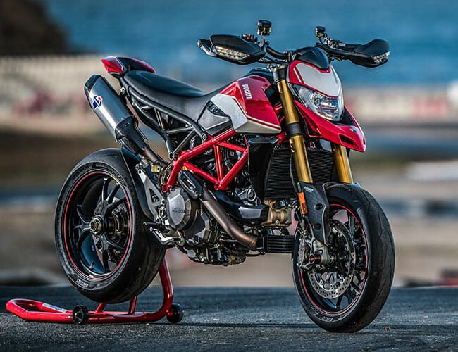 2019 Ducati Hypermotard 950 SP Review: Finding the Right Balance