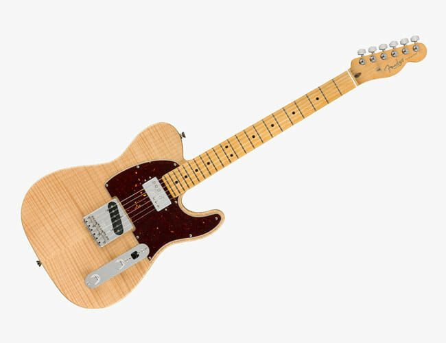 Fender's Latest Guitar Is Unabashedly a Tone Machine