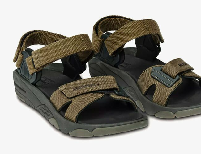 Filson and Merrell Joined Forces for These Rugged Go-Anywhere Sandals