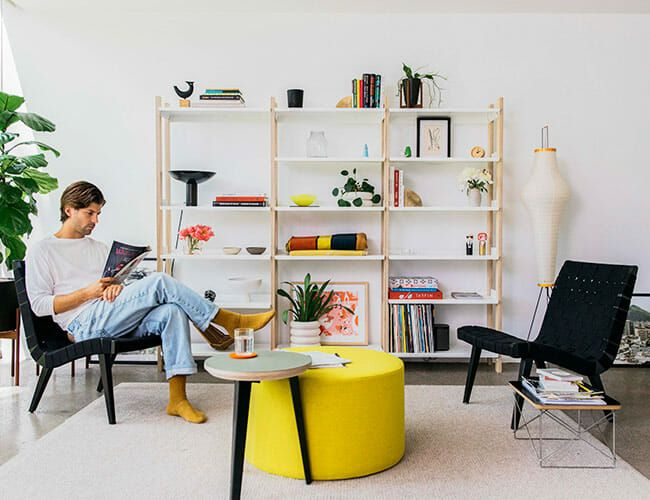 These Simple, Modular Shelves Are the Ideal Upgrade from Ikea