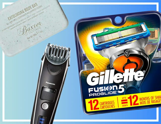 The Best Prime Day Grooming Products for Men