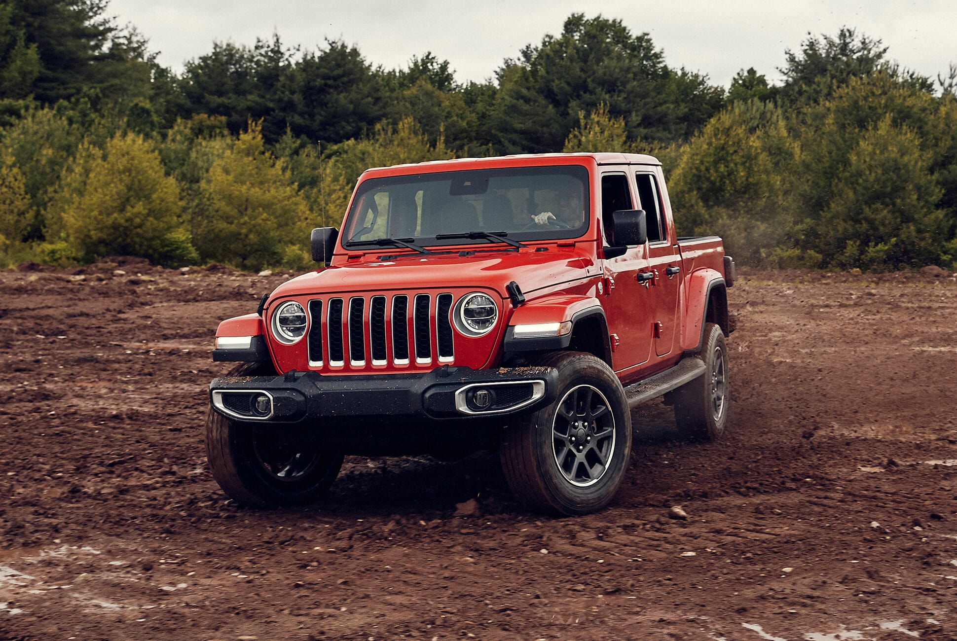 2020 Jeep Gladiator Review A Truck For The People Gear Patrol