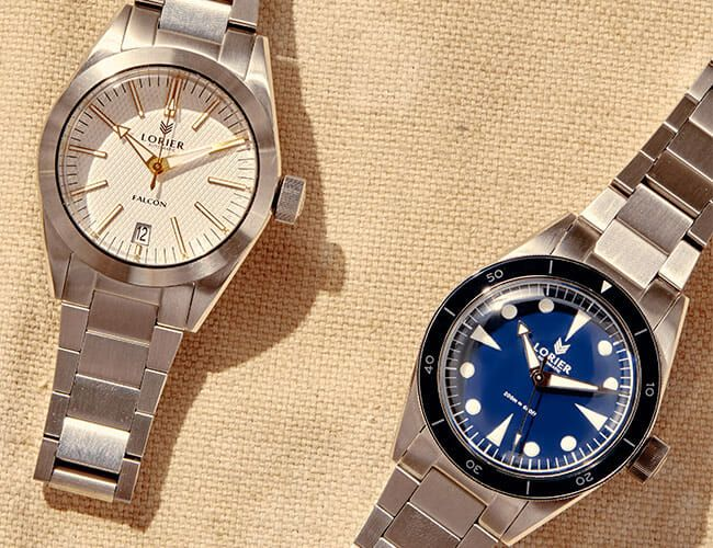 This Brand Is Making Affordable Mechanical Watches for Under $500