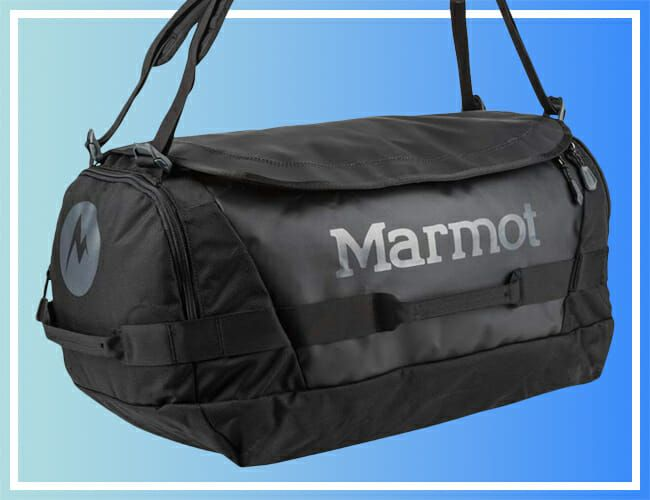 Marmot's Super-Rugged Duffel Is 30% off Right Now