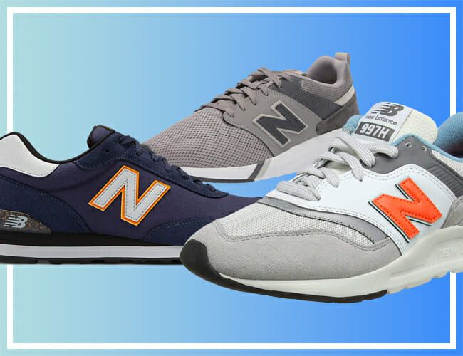 Save Big on a Ton of New Balance Sneakers