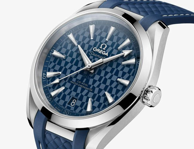 Omega Celebrates the Tokyo 2020 Olympics with Two New Ceramic Dial Watches