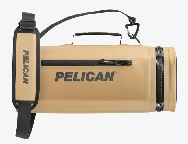 Pelican's New Cooler Is the Perfect Shape and Size
