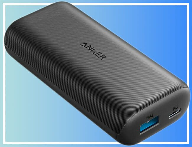 Save $20 on the Perfect Backup Battery to Stash In Your Bag or Glovebox
