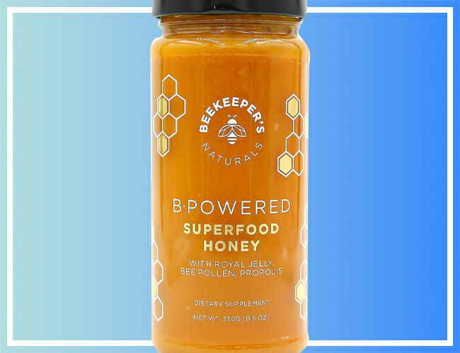 Never Get Sick Again with This Superfood Honey