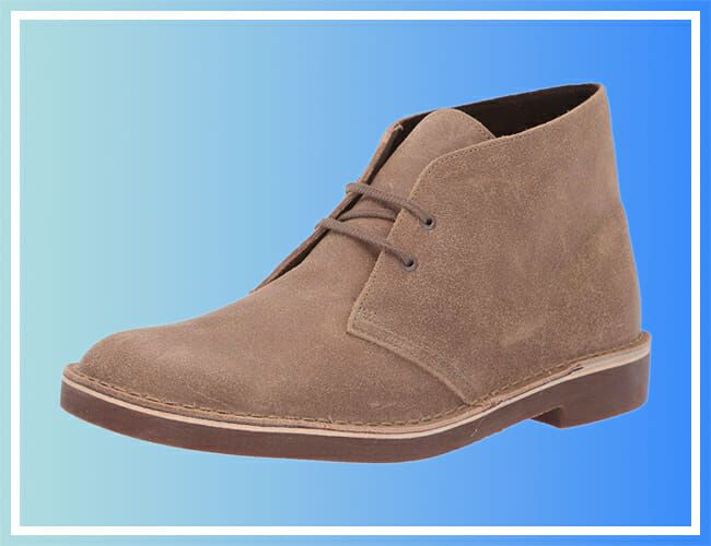 These Iconic Desert Boots Are Just $60 Today