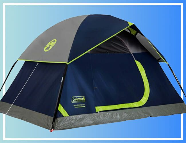 There's Never Been a Better Time to Snag This Best-Selling Dome Tent
