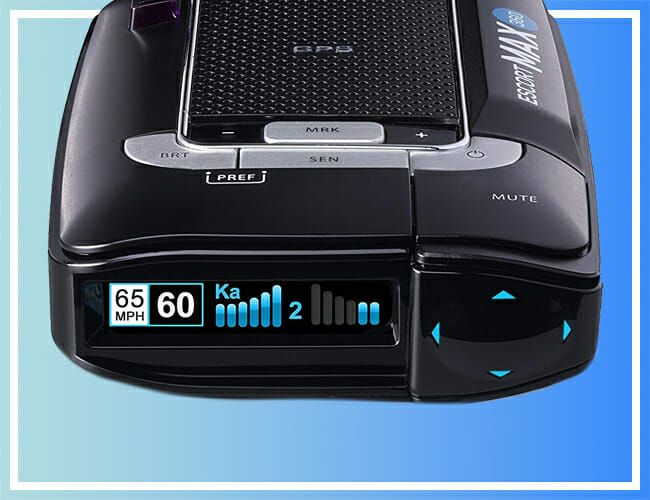 One of Our Favorite Radar Detectors Is Cheaper Than Ever Right Now
