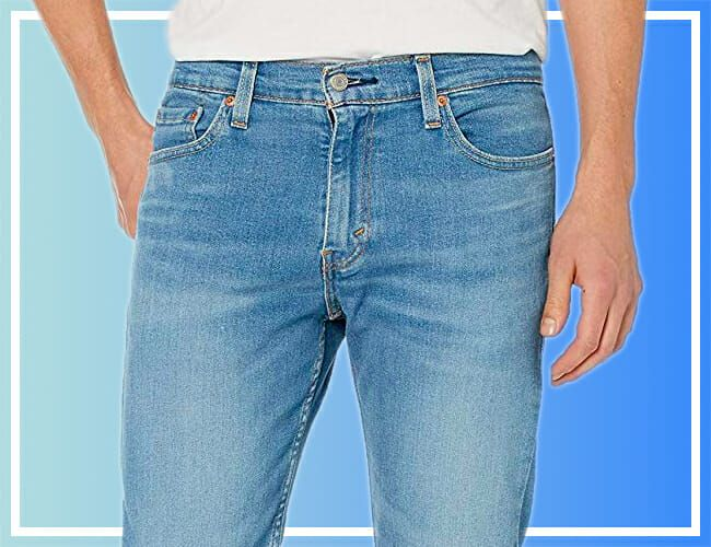Levi's Best Slim-Fit Jeans Are Now 57% Off