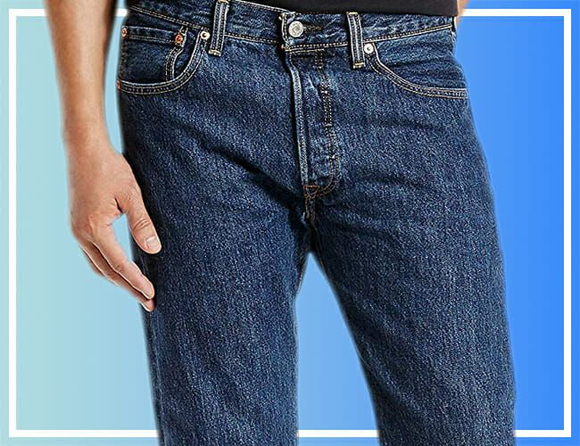 Save Big on a Ton of Levi's Jeans During Prime Day