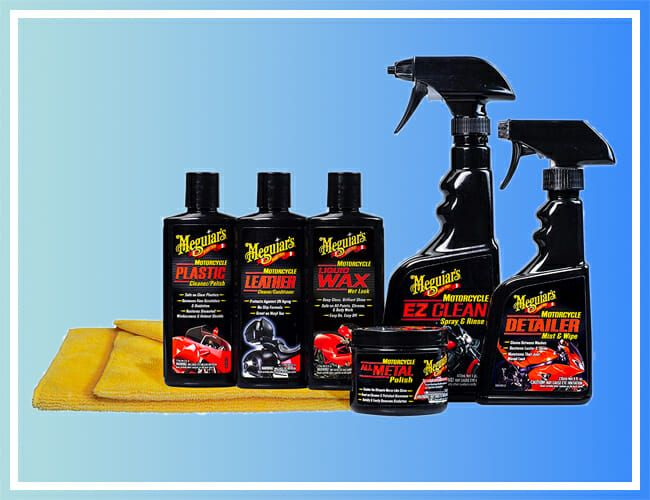 Snag the Ultimate Motorcycle Cleaning Kit for 34% Off — If You Act Fast