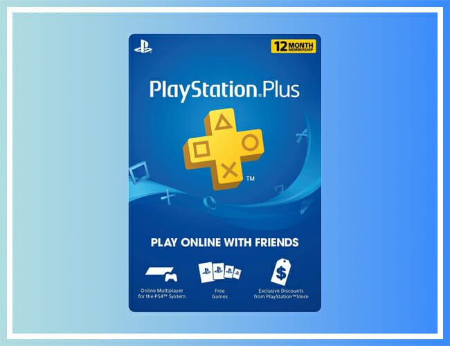 Save a Cool $20 on 12 Months of PlayStation Plus