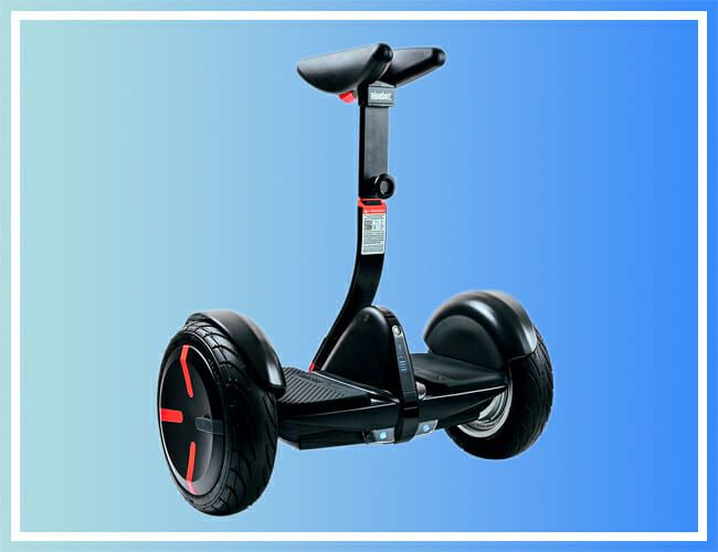 Yes, Segways Still Exist — And This One Is Only $392 Today