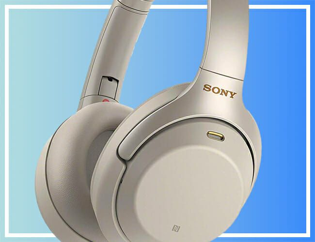 Get a Great Deal on Sony's Best Noise-Canceling Headphones