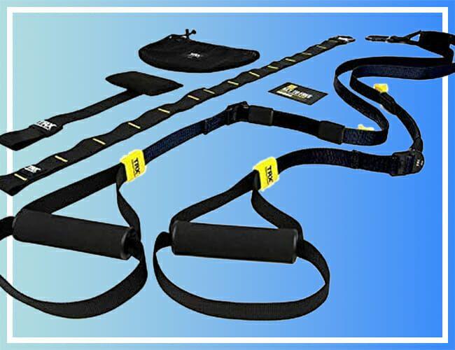 Lightning Deal: TRX's Mega-Popular Workout Kit is Just $78 For The Next Hour