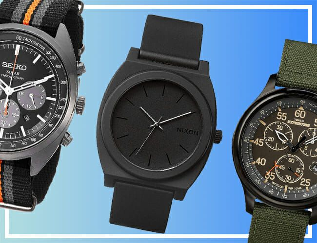 These Are the Best Watch Deals for Prime Day