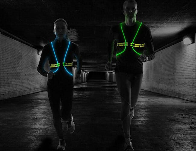 The Winter Solstice Happened. Here's Everything You Need for Running in the Dark