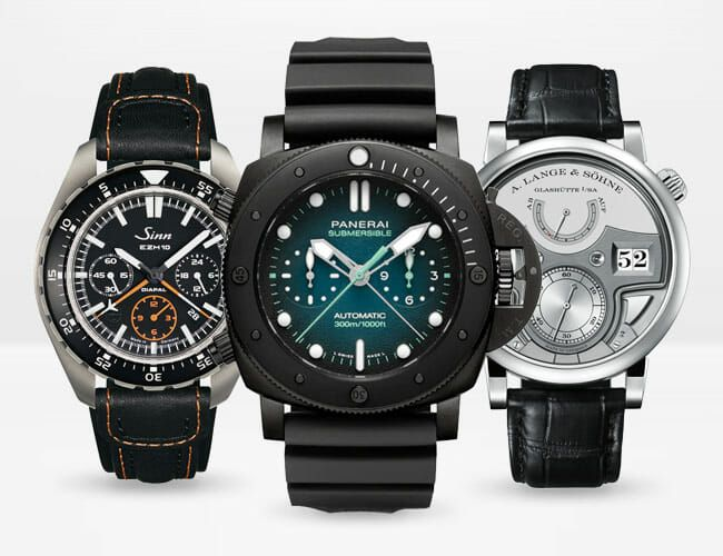 These Are the Best Big Mens Watches