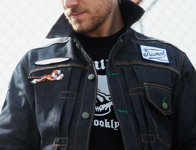 This New Vintage Motorcycle-Inspired Clothing Line Pays Tribute to Triumph