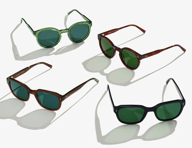 Warby Parker Teamed up with Artist Geoff McFetridge for Its Best Sunglasses Yet
