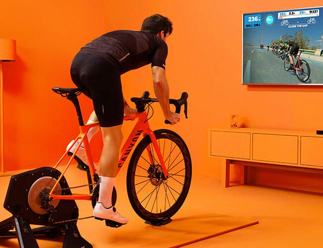 How to Become a Pro Cyclist Without Ever Leaving Your Home