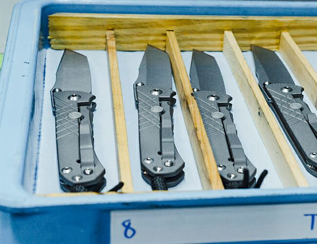 This Is Where Some of America's Best Pocket Knives Are Made