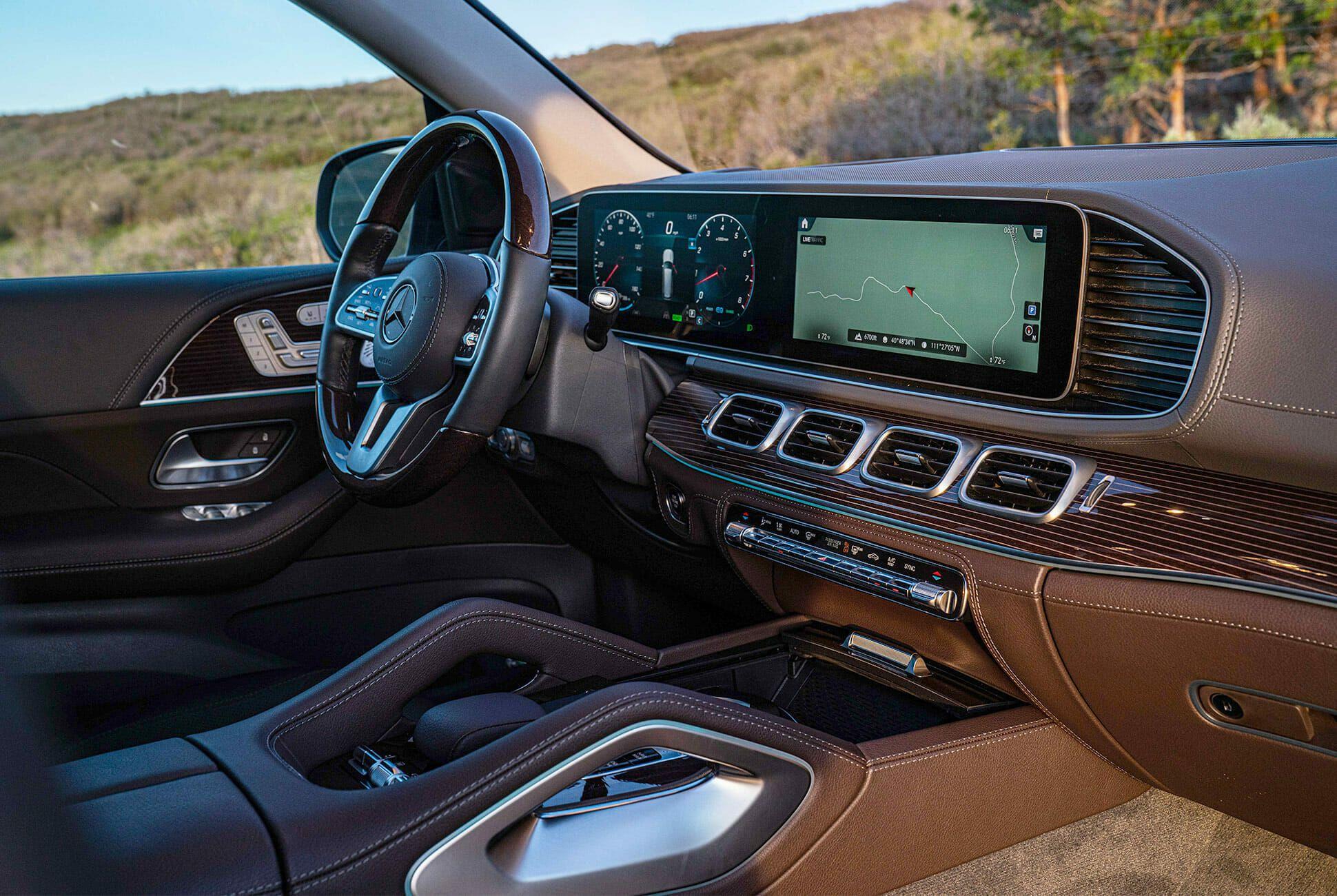 2020 Mercedes-Benz GLS-Class Review: A Few Tricks Up Its