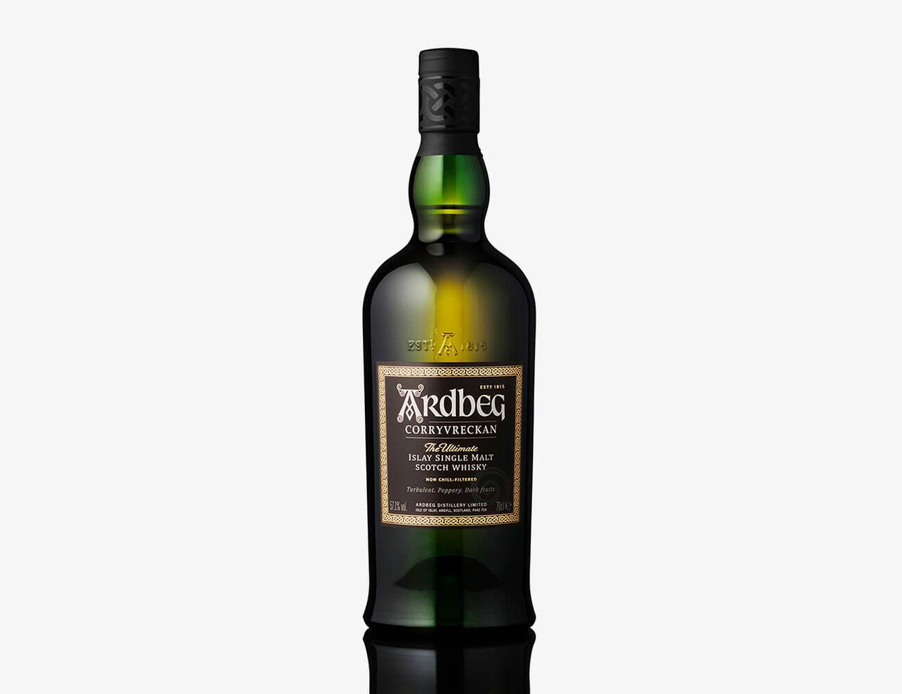 New Auchentoshan Scotch Whisky Quarter Zip Sweater