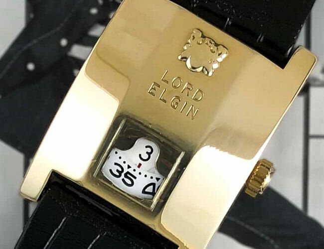 3 Mechanical Jump Hour Watches With Digital Displays