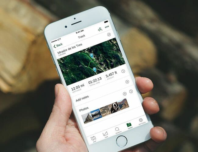 The 5 Best Hiking Apps