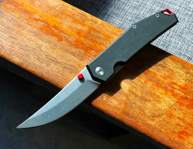 This New EDC Knife Might as Well Be Custom-Made