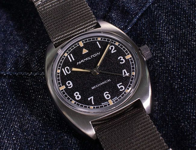 This Affordable New Military Watch Is Even Better Than the Vintage Original