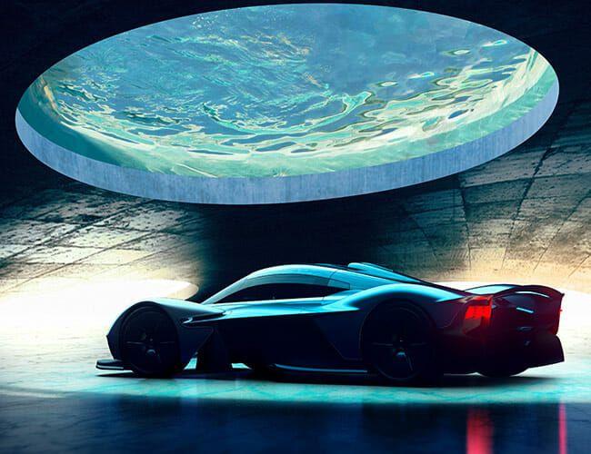Aston Martin Will Build You Your Own Bond Villain Lair
