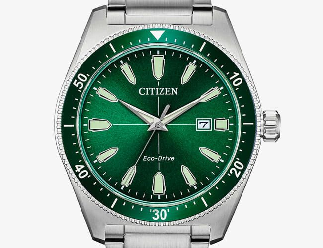 Take Nearly 30% This Affordable Dive Watch from Citizen