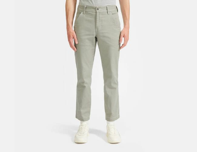 Your Fall Wardrobe Needs These Chore Pants