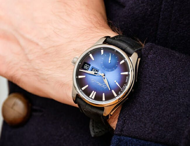 This Elegant New Watch Is a Lot More Complicated than it Looks
